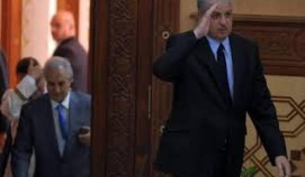 Abdelmalek Sellal naturellement reconduit au premier ministère.