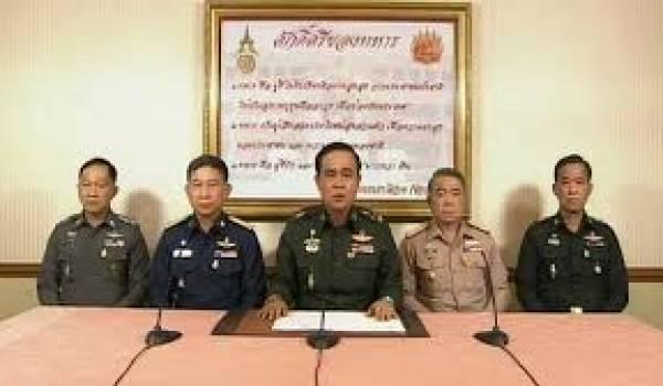 Les généraux ont pris le pouvoir en Thaïlande.