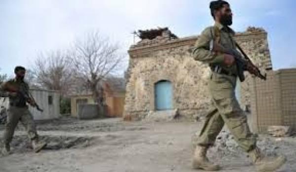 De rudes combats ont lieu dans une province du sud de l'Afghanistan.