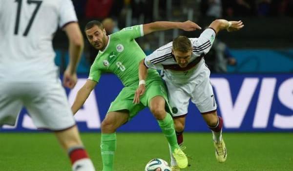 L'Algérie a donné des sueurs froides à la Mannschaft.
