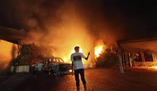 L'attaque de l'ambassade américaine a coûté la vie à l'ambassadeur.
