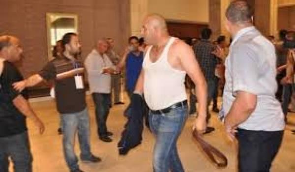Les gros bras du FLN étaient plus nombreux que les militants à la session du CC.