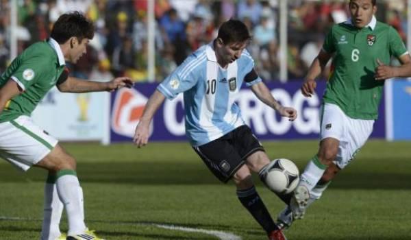 Messi fait vibrer les stades.