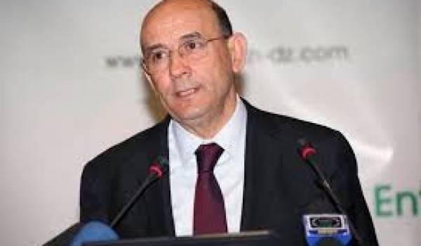 Abdelhamid Zerguine, ex-PDG de Sonatrach limogé par le clan.