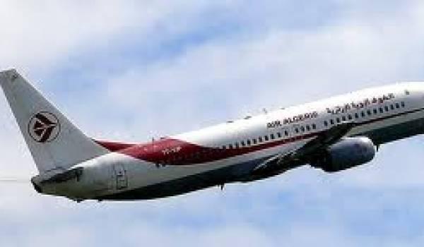L'Avion d4air Algérie n'a plus donné signe aux frontières avec le Mali