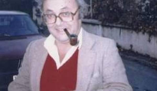L'écrivain d'expression kabyle Rachid Alliche
