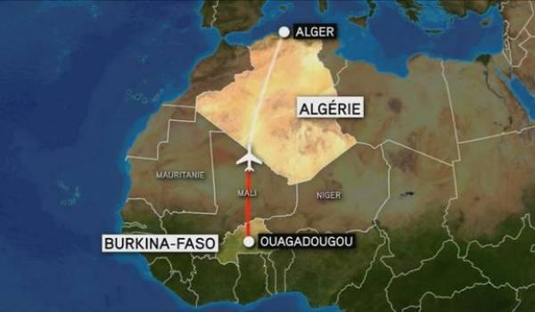 L'avion d'Air Algérie a disparu au nord-Mali suite à des conditions météo exécrables.