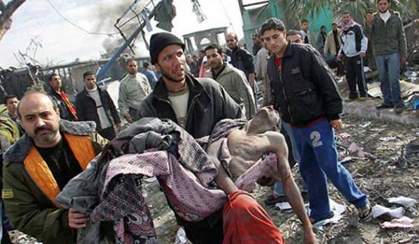 Les bombardements de Tsahal touchent particulièrement les civils.