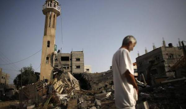 Tsahal veut réduire Gaza en ruines.
