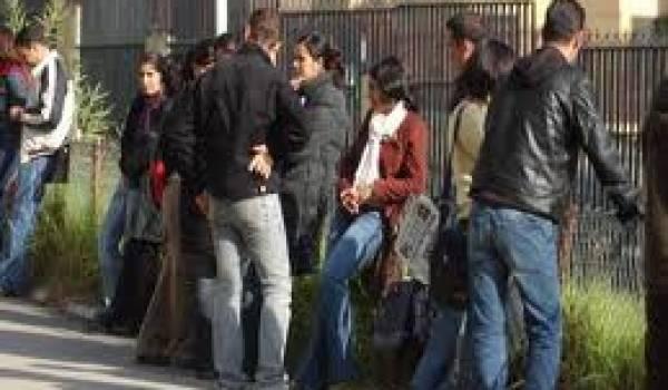 La jeunesse algérienne ne fait qu'attendre des lendemains meilleurs...
