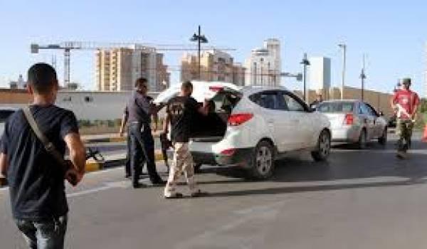 Les milices dictent leur loi en Libye.