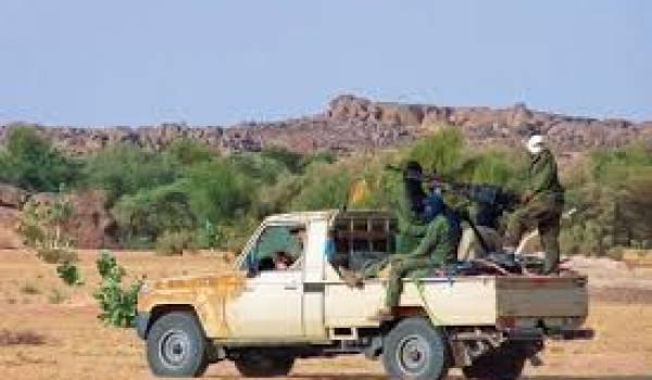 Le MNLA a eu à affronter des éléments du mouvement djihadistes du Mujao