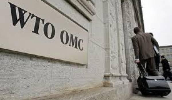 Le processus d'adhésion de l'Algérie à l'OMC est prolongé.