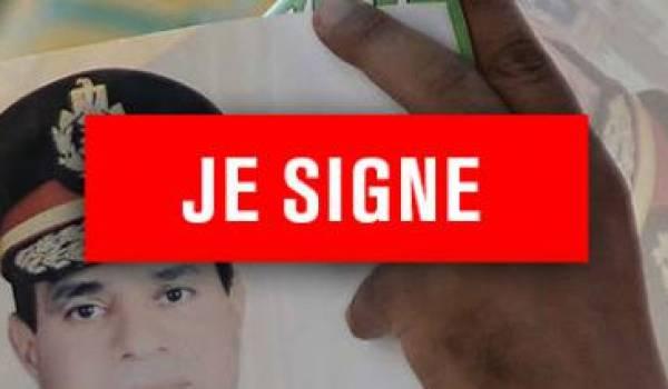 RSF lance un pétition pour libérer les journalistes d'Al Jazeera