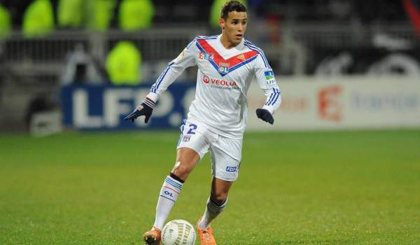 Mehdi Zeffane (Lyon) convoqué en équipe nationale pour la première fois.