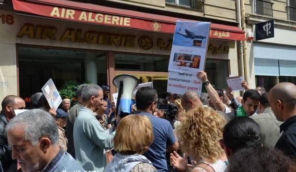 Le CCTA dénonce les promesses non tenus de billets moins chers vers l'Algérie.