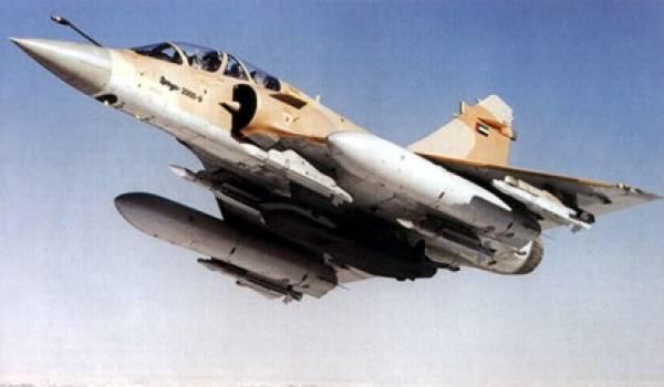 Les avions des Emirats ont bombardé la Libye, selon Washington.