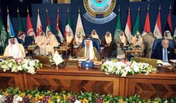 L'attaque israélienne de Gaza a montré la lâcheté et surtout l'inanité de la Ligue arabe.
