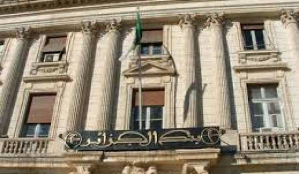 La Banque d'Algérie soulève la paralysie de l'économie.