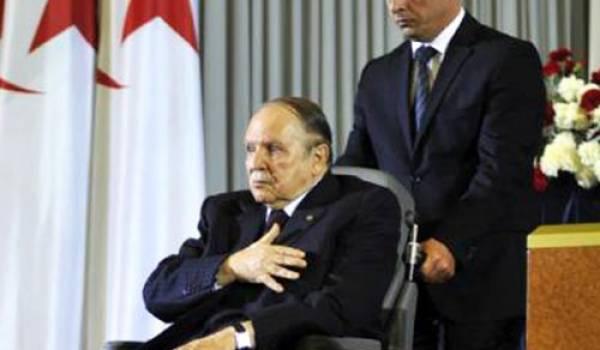 Bouteflika a toujours été dédaigneux envers la classe politique et la presse algérienne.