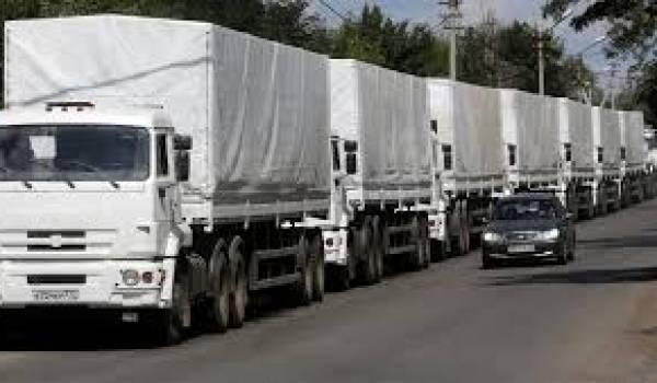 Les USA exigent de la Russie de retirer son convoi de l'Ukraine