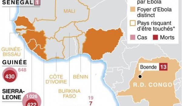 Ebola : les héros sont ceux qui ne transmettent pas le virus