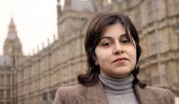 Sayeeda Warsi, première femme musulmane secrétaire d'Etat au Royaume-Uni