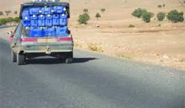 Les produits algériens subventionnés se retrouvent au Maroc.