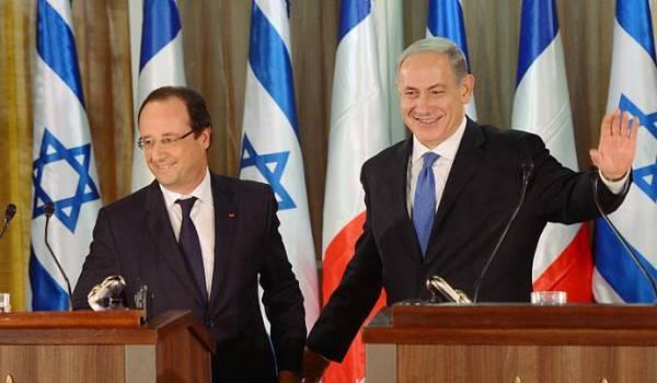 François hollande a vite justifié les bombardements de Gaza et apporté son soutien à Netanyahu.