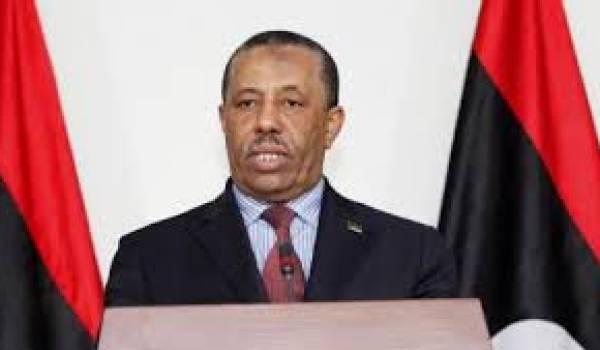 Le gouvernement provisoire libyen dirigé par Abdallah al-Theni a rendu sa démission.