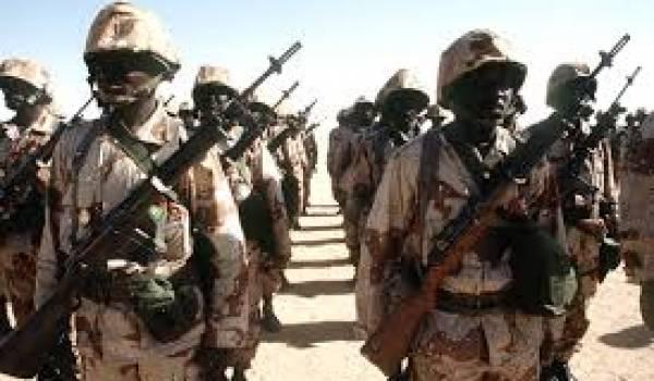 Les forces spéciales ont commencé à prendre le contrôle du pays.