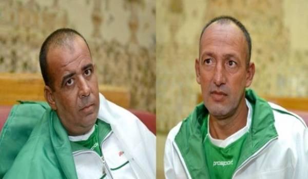 Mourad Guessas et Kedour Miloudi