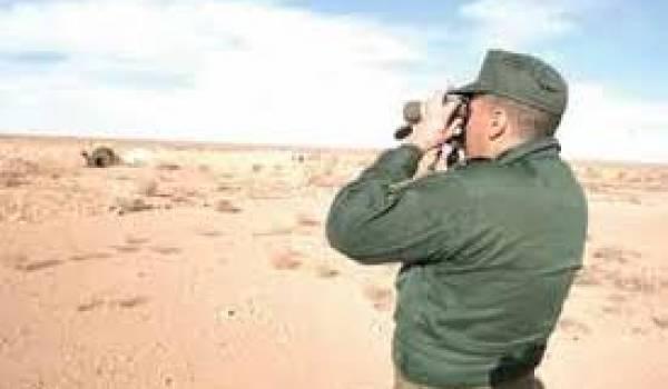 L'Algérie menacée par plusieurs dangers sur ses frontières