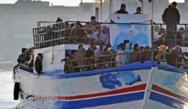 Des centaines d'Algériens seraient disparus au cours de leur tentative de traverser la mer.