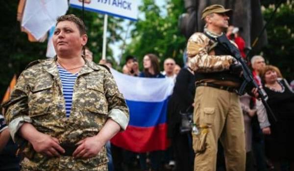 Sur fond de combats armés inter-Ukrainiens, une nouvelle guerre froide se dessine entre la Russie et l'Otan.
