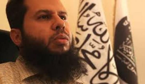 Hassan Abboud, émir d'Ahrar Cham.