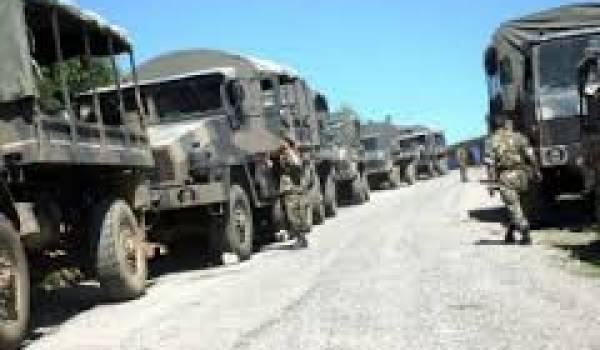 L'ANP déployée en force pour traquer le groupe armé auteur du rapt.