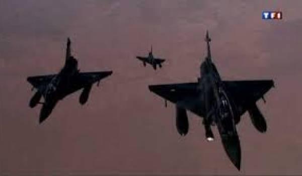 L'aviation française opérera en Irak.