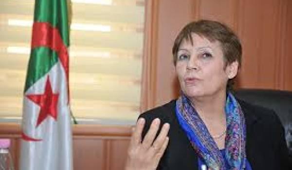 Nouria Benghebrit-Remaoun, ministre de l'Education