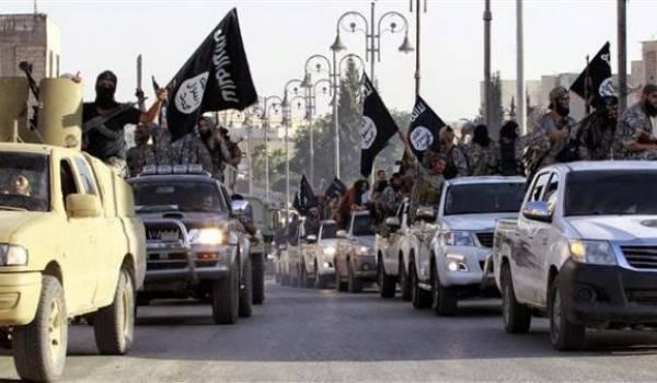 Daesh offre une opportunité aux Occidentaux pour faire fonctionner le complexe militaro-industriel.