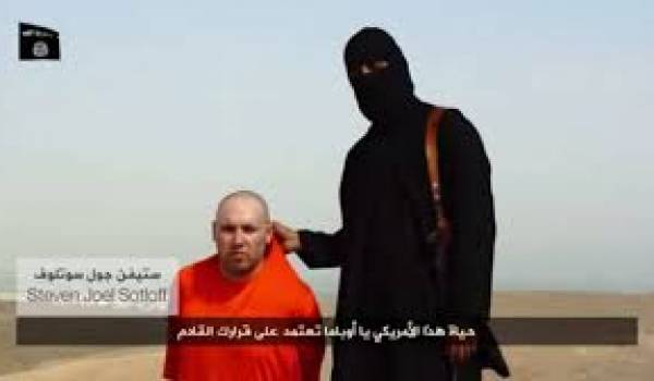 Le journaliste Steven Sotloff assassiné par les djihadistes.