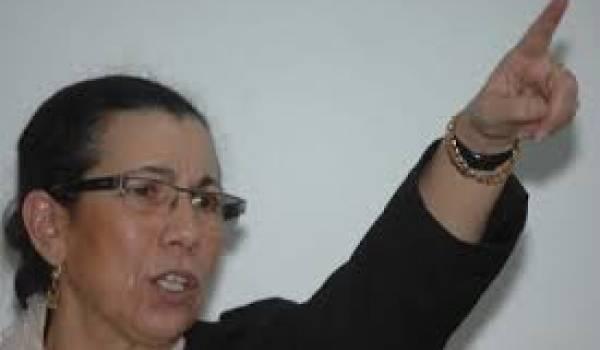 Les accusations de Louisa Hanoune ont soulevé l'ire de nombreux citoyens.