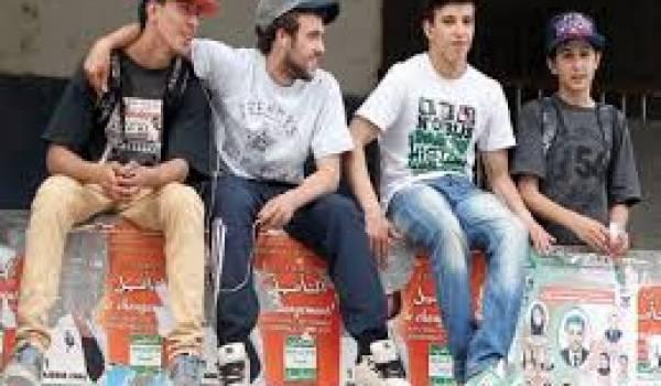 Les jeunes veulent vivre, avoir des loisirs, voyager... Tout ce qu'ils ne trouvent pas en Algérie.