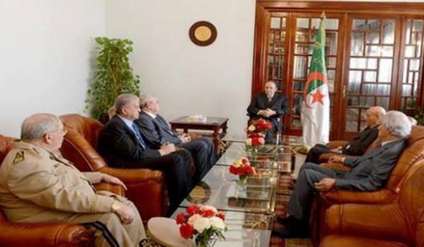 Les tenants du pouvoir en Algérie