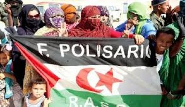 Les Sahraouis victimes de l'injustice marocaine.
