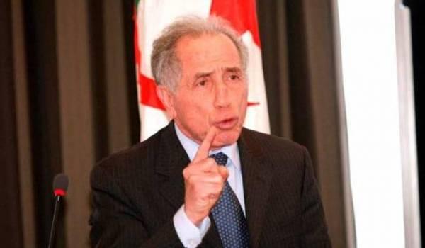 Mohand Amokrane Cherifi qui mène au nom du FFS les contacts avec les partis politiques