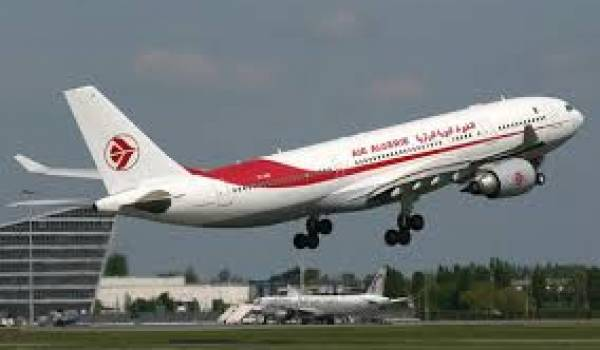 Un vol d'Air Algérie détourné pour des besoins médicaux.