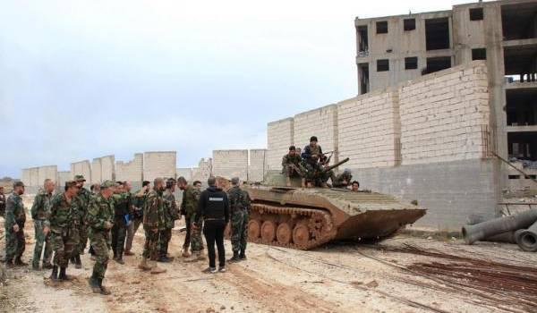 L'armée fidèle à Bachar Al Assad appuyée par la Russie veut reconquérir les territoires perdus.