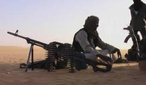 Les Imghad et leur troupes ont attaqué le MNLA.