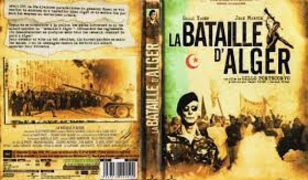 Le film La Bataille d'Alger sera projeté vendredi 31 octobre.